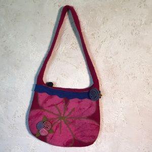 Handbags - Felted Wool Purse